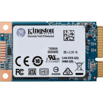 240 GB KINGSTON UV500 mSATA 520/500MBs SSD (SUV500MS/240G)